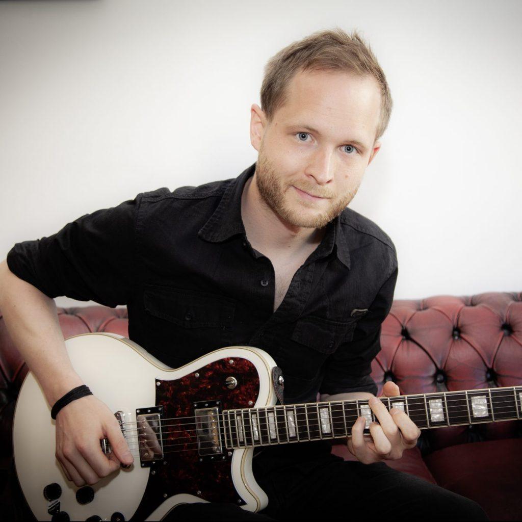 Philipp Wisser Gitarrenlehrer